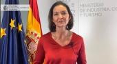 Reyes Maroto, ministra de Turismo