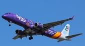 La aerolínea británica Flybe resucita y volverá a volar este verano | Foto de Mark Harkin, CC BY 2.0 (Wikimedia Commons)