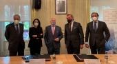 La Cámara de Comercio pone a disposición de la Asociación Hotelera de Madrid su oferta formativa