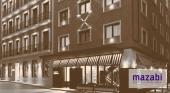 Imagen exterior del hotel que ha comprado Mazabi en el centro de Madrid.