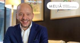 Alberto Lalinde, director de Operaciones en Meliá Hotels International