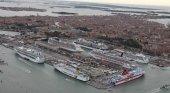 Las líneas de cruceros abandonan Venecia