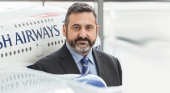 En plena candidatura para dirigir SAS, Álex Cruz se desvincula de IAG. Foto actualidadaeroespacial.com