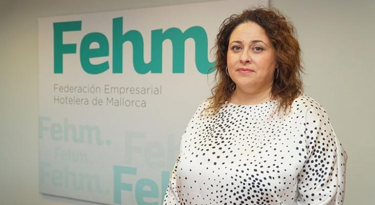 María José Aguiló, vicepresidenta ejecutiva de la FEHM,