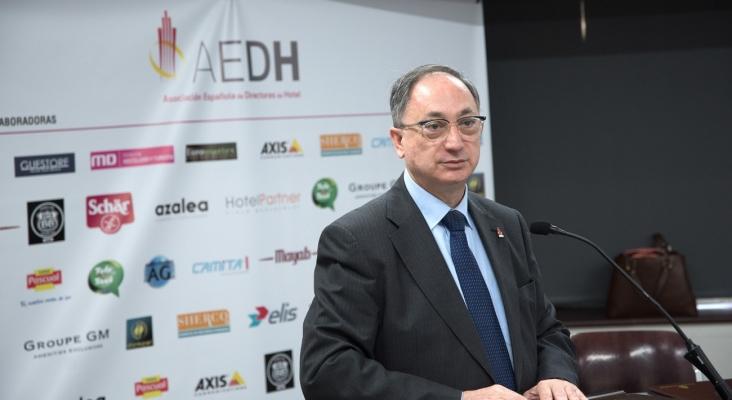 Manuel Vegas, presidente de la AEDH