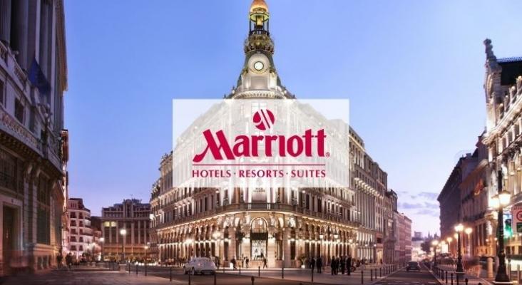 La marca de lujo JW Marriott debutará en España en 2022 con un hotel en Madrid   Fotomontaje vista de la zona céntrica en la Plaza de Canalejas   lamela.com