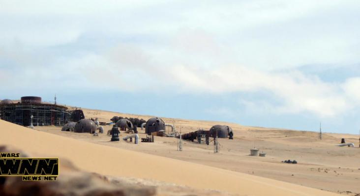 Star Wars paraliza el tráfico aéreo de Fuerteventura