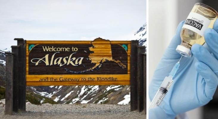 Alaska vacunará a los turistas gratuitamente a partir del 1 de junio | A la izquierda, foto de Arthur T. LaBar (Flickr)