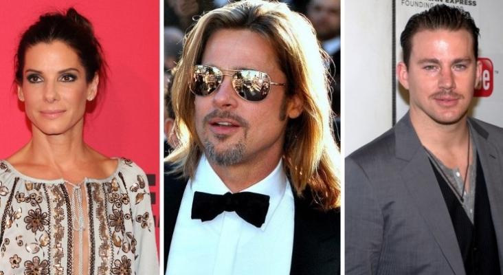 Jennifer López cede el testigo a Sandra Bullock y Brad Pitt | Fotos de Eva Rinaldi, Georges Biard y David Shankbone