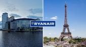 Ryanair aumenta la conectividad con Santander desde Reino Unido y Francia