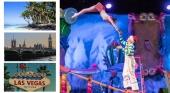 Punta Cana, Londres y Las Vegas, los destinos elegidos por Cirque du Soleil para volver al escenario