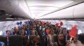 JetBlue ofreció a sus pasajeros un viaje gratis con la condición de que todos eligiesen el mismo destino