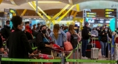Aeropuerto de Barajas   EUROPA PRESS
