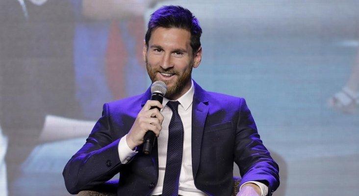 Messi pone su vista en la inversión hotelera