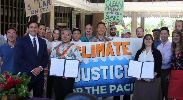 Hawái se rebela contra Trump