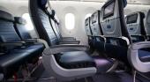 Asientos economy plus de avión de United Airlines | Foto United Airlines