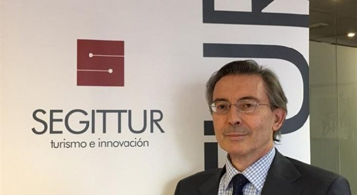 Fernando de Pablo Martín, nuevo presidente de SEGITTUR