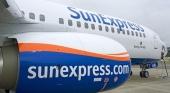 Sun Express pone a la venta los vuelos desde Alemania, Austria y Suiza a Egipto