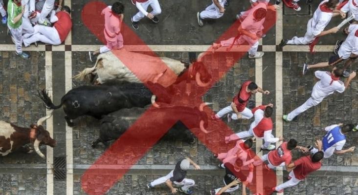Pamplona (Navarra) cancela los Sanfermines por segundo año consecutivo