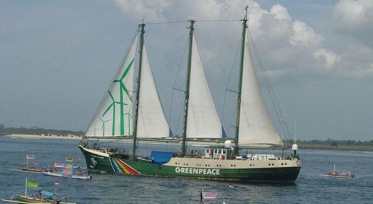 Greenpeace exige la prohibición de las prospecciones en aguas españolas