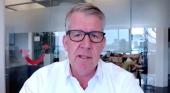 Fritz Joussen, CEO del grupo turístico TUI | Foto travelweekly.co.uk