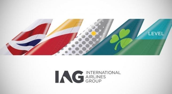 IAG operará el 10% de sus vuelos con combustible sostenible en 2030   Foto londonairtravel.com