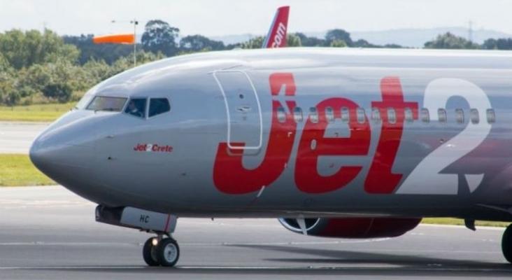 Jet2 prevé unas pérdidas de 443 millones de euros
