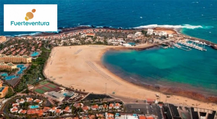 Playa de Caleta de Fuste, Fuerteventura