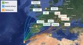 Canarias se lanza a la conectividad aérea internacional