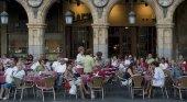 15 euros por un zumo de naranja en una terraza de Mallorca