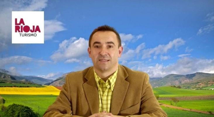 Ramiro Gil, nuevo director general de Turismo del Gobierno de La Rioja   Fotomontaje a través de larioja.com