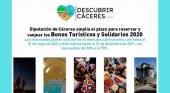 Cáceres ofrece 'Bonos Turísticos' hasta el 31 de mayo | Diputación de Cáceres