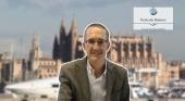 Jorge Nasarre, nuevo director de la Autoridad Portuaria de Baleares | Foto de portsdebalears.com (APB)