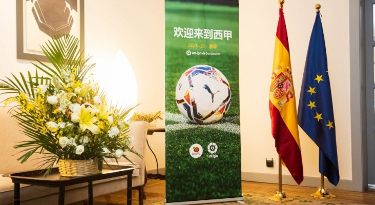 Turespaña se apoya en el fútbol para atraer al turista chino