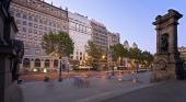 Foto del exterior del Hotel Olivia Plaza ubicado en la plaza Catalunya de Barcelona | Oliviahotels