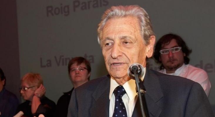 Artur Suqué Puig, fundador del Grup Peralada | Foto diaridegirona.cat