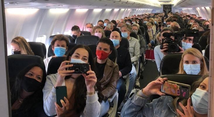 Gran Canaria recibirá hoy a los 180 turistas holandeses del 'viaje piloto' de TUI Nederland