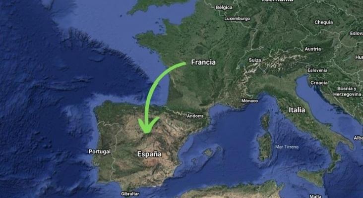 Los viajes desde Francia a España ya son posibles de nuevo
