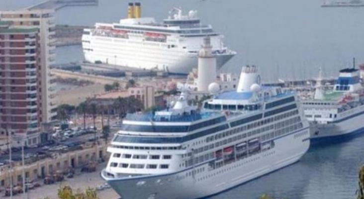 Los cruceros regresarán a Málaga a partir de junio | Foto diariosur