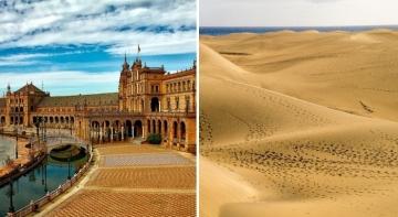 Sevilla y Canarias entre los 15 mejores destinos para viajeros vacunados
