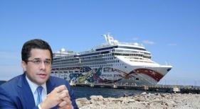 R. Dominicana se ofrece como alternativa a Miami (EE. UU.) como puerto base de cruceros
