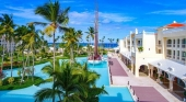 El 86% de la planta hotelera de R. Dominicana, abierta durante el mes de marzo