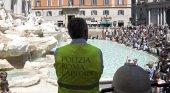 Multas de hasta 240 euros por hacer mal uso de las fuentes en Roma