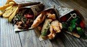 Comida callejera, arte culinario a pie de calle