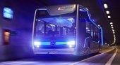 Mercedes diseña el autobús del futuro