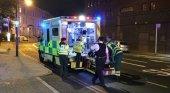 Una furgoneta atropella a varios musulmanes en Londres