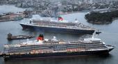 Cunard remodelará el Queen Victoria y el Queen Mary 2