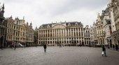 Evacúan la estación de trenes y la Grand Place de Bruselas por una explosión