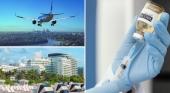 Los mexicanos viajan a EE. UU. en busca del nuevo 'todo incluido': avión, hotel y vacuna