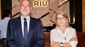 Luis y Carmen Riu | Foto RIU